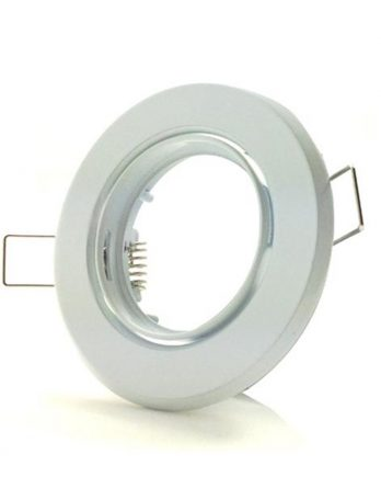 White Downlight Fitting